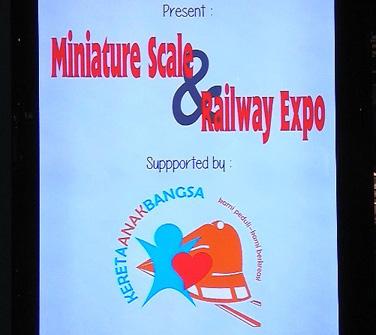 Dukungan KAB untuk Pameran Komunitas Jogja Miniature