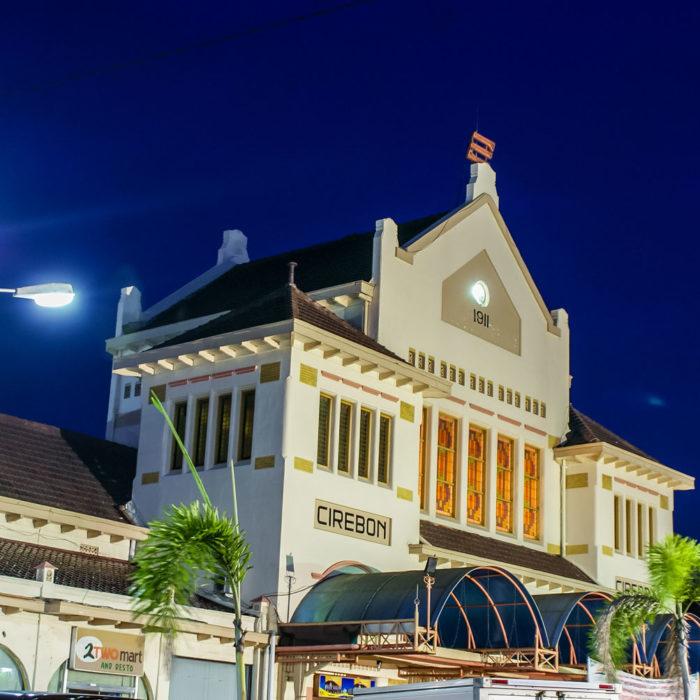 Stasiun Cirebon Kejaksan