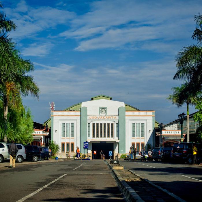 Stasiun Tugu, Yogyakarta