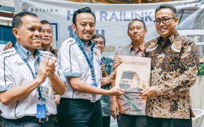 "Peluncuran dan Bincang Buku ""Railink – On Moving Forward, Gerak Maju Kereta Api Bandara Indonesia"""