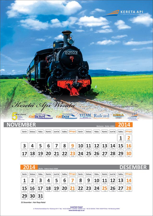 November-Desember