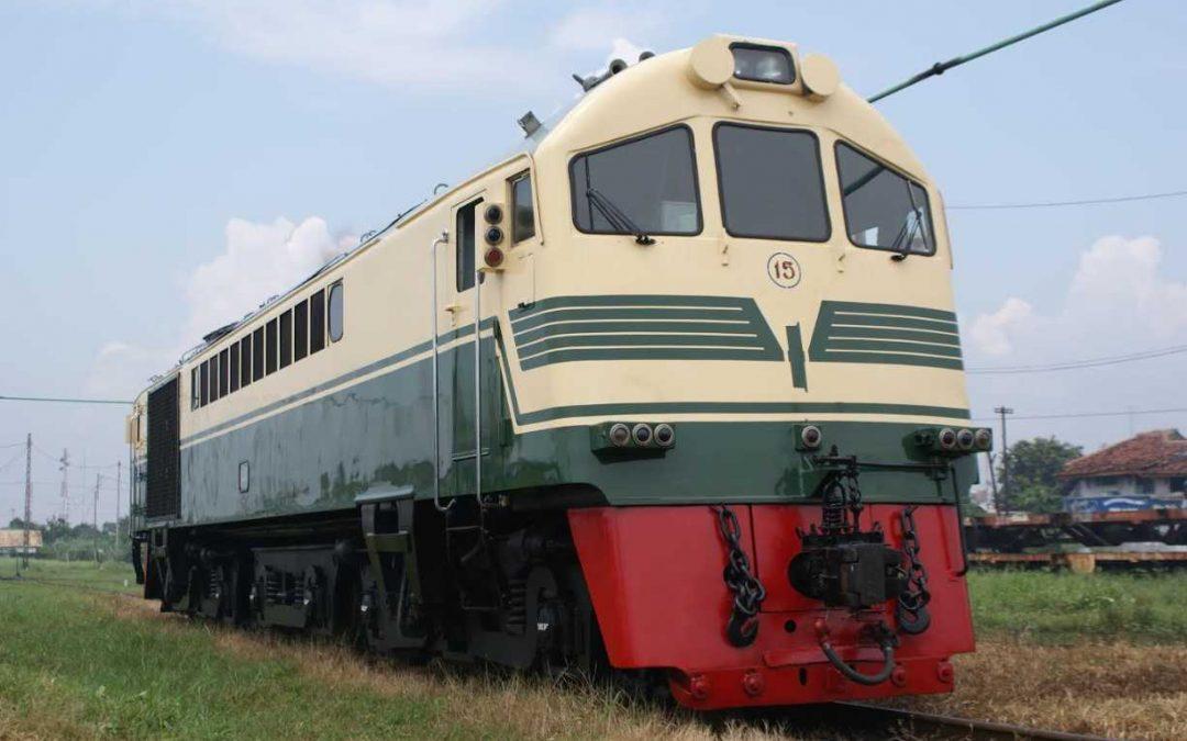 Yayasan KAB Turut Mendukung Peringatan 65 tahun Masa Dinas Lokomotif CC 200 yang Digelar IRPS Semarang