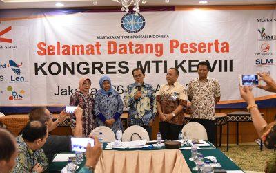 Dokumentasi Kongres dan Seminar Nasional Masyarakat Transportasi Indonesia