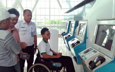 Pemetaan Fasilitas dan Layanan Disabilitas KA Bandara Soekarno-Hatta